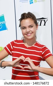 Bailee Madison at Variety's Power of Youth, Universal Studios, Universal City, CA 07-27-13
