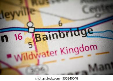 Bainbridge. Ohio. USA