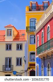 Bairro alto, Libon, Portugal
