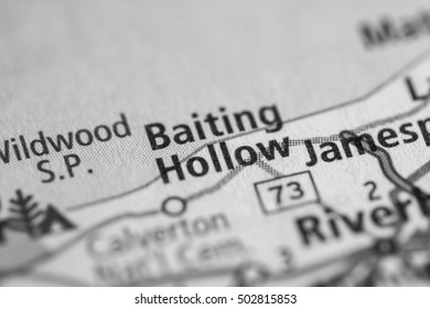 Baiting Hollow. New York (State). USA.