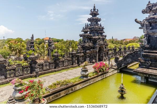 Bajra Sandhi Monument - Monument of Independence in Denpasar, Bali, Indonesia.