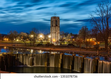 Baker Park located in Frederick Maryland