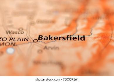Bakersfield, California.