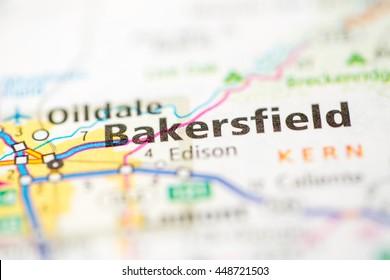 Bakersfield. California. USA
