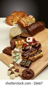 Bakery goods Deli type foods