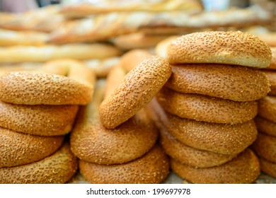 "Bakery in ""Machne Yehuda"" market"