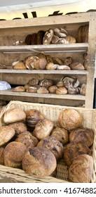 bakery in a market