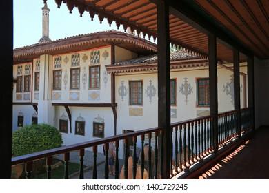 Bakhchisarai, Crimea, June 20, 2017. Khan Palace
