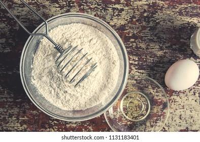 Baking at home, Various baking stuff