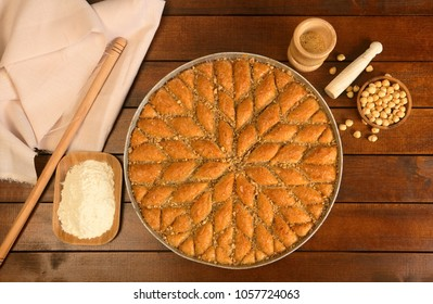 Baklava the Turkish Dessert