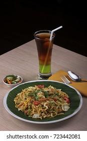 bakmi jawa, Traditional Javanese Noodle