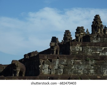 Bakong of Angkor monuments