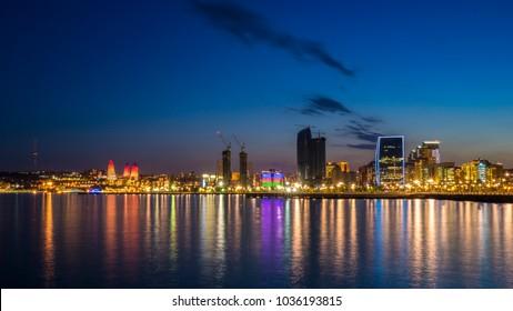 Baku, Azerbaijan - Panorama