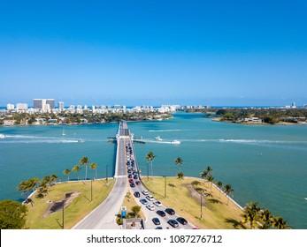 Bal Harbor Bridge, Bay Harbor, Florida