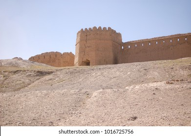 Bala Hissar is an ancient fortress located in the city of Kabul, Afghanistandating from the 5th century AD.