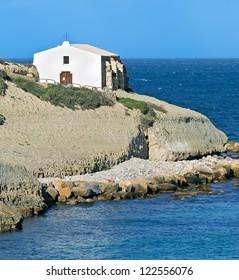 Balai church by the sea
