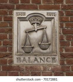 Balance mural