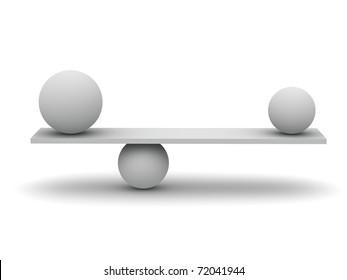 Balance of unequals
