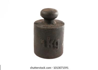balance weight - one kilogram