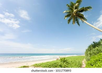Balapitiya Beach, Sri Lanka - Feeling to be close to paradise at the beautiful beach of Balapitiya