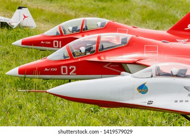 Rc Airplane Sky Images, Stock Photos & Vectors | Shutterstock