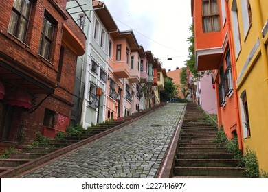 Balat is a historic neighbourhood located on the shore of Golden Horn. It is like a studio for photography lovers.