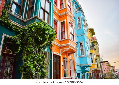 Balat is one of the most popular districts of Istanbul. It provides unique photos with its cultural structure with street animals and historical architecture.