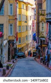 İstanbul / Balat / Turkey 13.12.2018 Balat streets