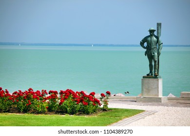 Balaton Fured resort, Hungary, Europe