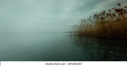 Balaton Lake Mist