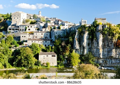 Balazuc, Rhone-Alpes, France