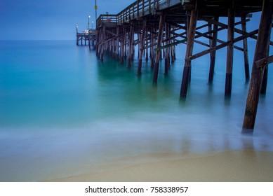 Balboa Pier, Newport Beach California