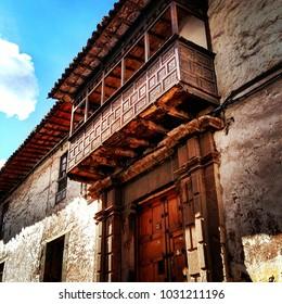 Balcon de Cuzco. Peru