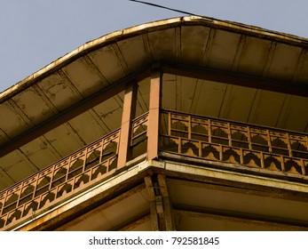 Balcony of 20 hamam st, Fort, Mumbai, India