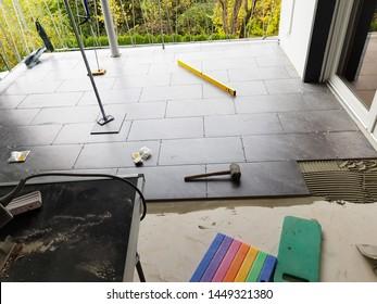 Balcony Tiles Images Stock Photos Vectors Shutterstock