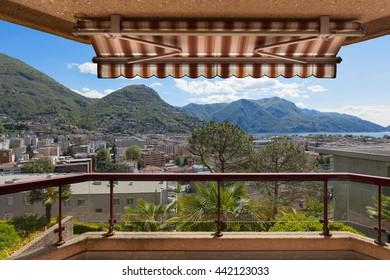 Balcony Shade Images, Stock Photos & Vectors | Shutterstock