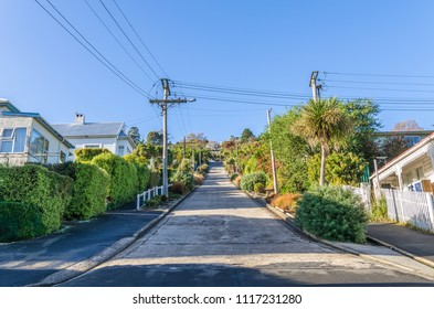 Baldwin Street which is located in Dunedin,New Zealand is the world steepest street in the world.