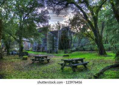 Bale Grist Mill in Sonoma