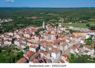 Bale Town in Croatia. Bale is a settlement and municipality in Istria County, Croatia. The origins of the settlement lie in the Roman stronghold of Castrum Vallis, built by Caius Palcrus.