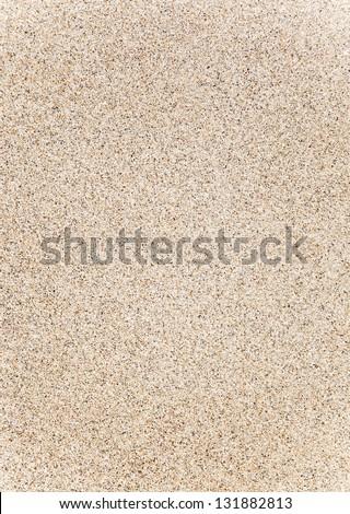 Balearic Islands Sand Texture Formentera Perfect Stock Photo