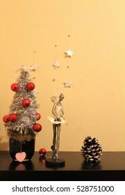 balerine a new year present