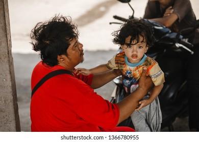 Balinese Fisherman Images, Stock Photos & Vectors | Shutterstock