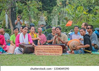 Imágenes, fotos de stock y vectores sobre Hare Rama