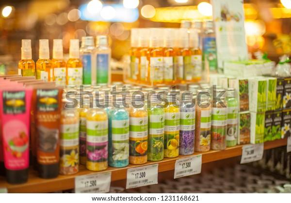 Bali Indonesia November 12 2018 Aromatic Stock Photo (Edit Now