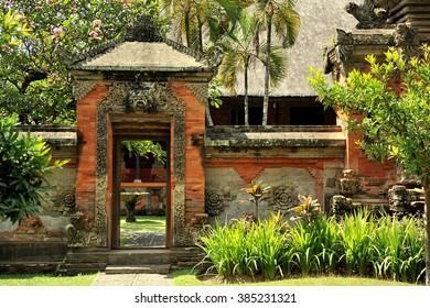 Bali Museum in Denpasar, Bali, Indonesia