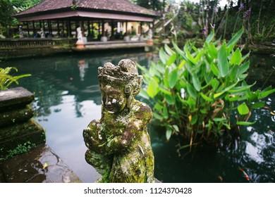Bali. Temple. Ubud