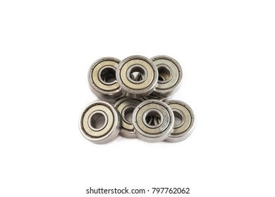 Ball Bearing tool on white background