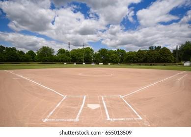 Ball Field Beauty