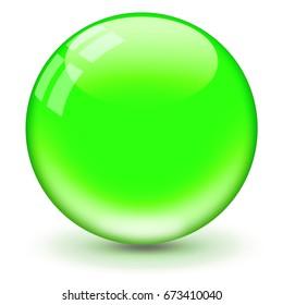 Ball green