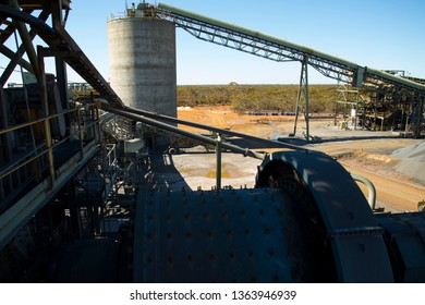 Ball Mill Grinder in Mineral Processing
